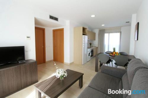 Apartamento en el ajo en Empuriabrava