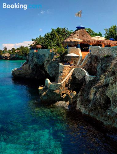 Home for two people in Negril. 36m2!