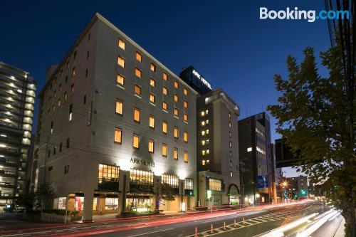 Apartamento en Hiroshima con conexión a internet