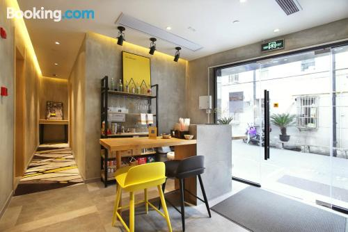 Apartment in Shanghai with terrace