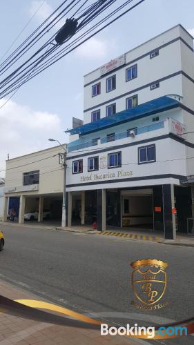Apartamento con terraza en Bucaramanga