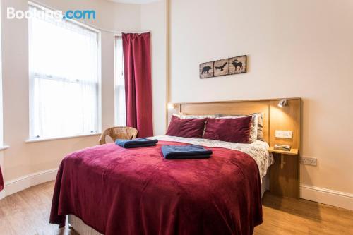 Apartamento para dos personas en Dublín con wifi