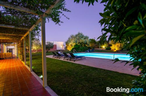 Apartamento para cinco o más en Bombarral ¡con vistas!.