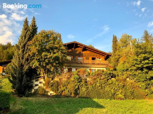 100m2 apartment in Eischoll. Perfect for groups
