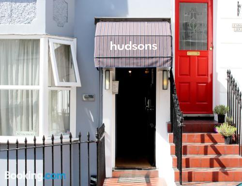 Apartamento práctico en Brighton & Hove.