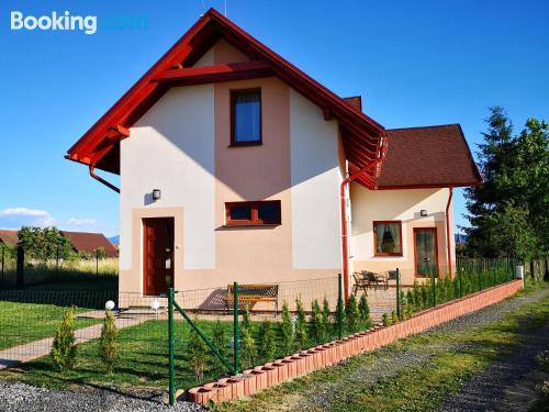 Apartamento con vistas en Pribylina.