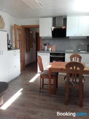 Petite apartment. Ideal!