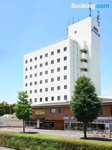 Apartamento en Tsukuba. ¡Cuco!