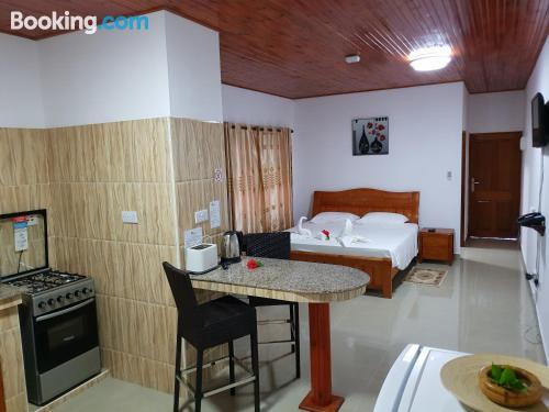 Apartamento de 40m2 en Grand Anse con aire acondicionado