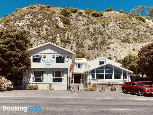 Place for 2 in Kaikoura.
