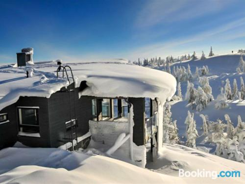 Apartment in Ruka. Ideal for six or more