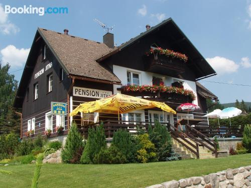 Place in Harrachov with wifi