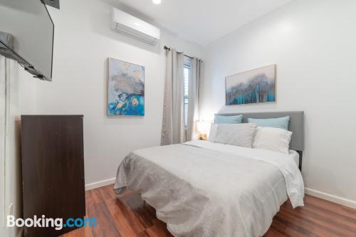 Apartamento de 111m2 en Jersey City con wifi.