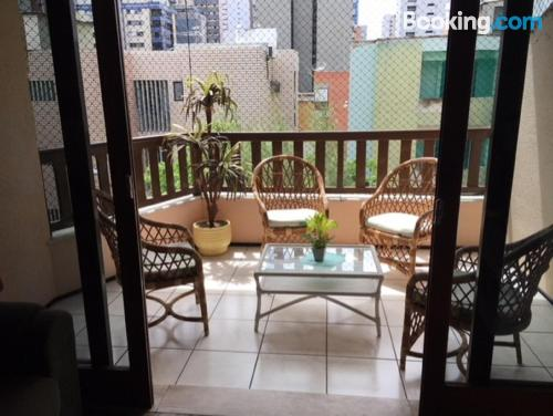 Place in Fortaleza. Convenient for groups