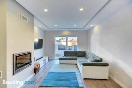 390m2 de apartamento para familias