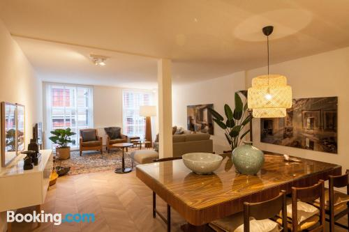 Homey apartment in incredible location of The Hague