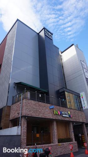 Apartamento de 40m2 en Ciudad Metropolitana de Busan. ¡Ideal!