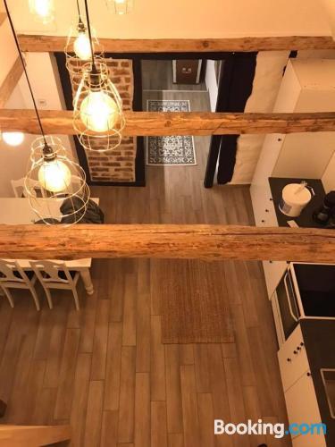 Apartamento de 60m2 en Ribe con terraza