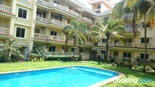 Apartamento con piscina en Varca
