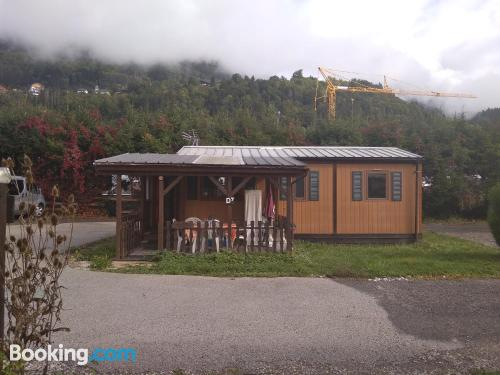 Home in Verchaix with terrace.