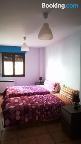 Apartamento de 85m2 en Mora de Rubielos para grupos
