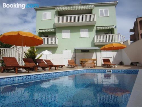 Apartamento con vistas en Trogir.