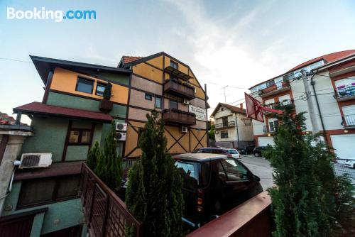 Terrace! In perfect location of Smederevo