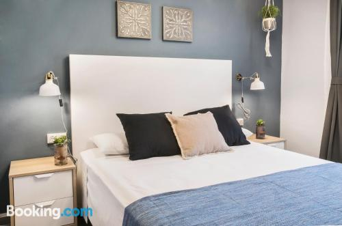 Apartamento de 45m2 en Barcelona con wifi