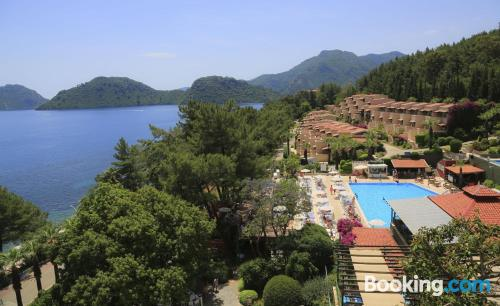 Home for couples in Marmaris. Terrace!