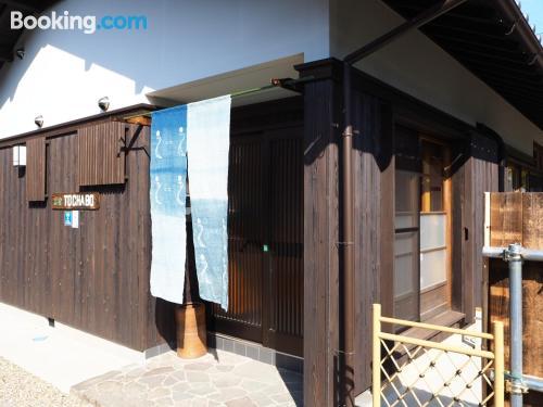 Cuco apartamento en Otsu con terraza y internet