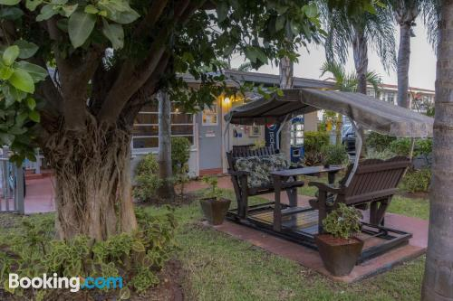 Little apartment in central location of Hallandale Beach