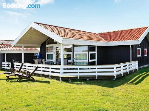 Ideal for 6 or more! With wifi and terrace