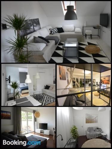 Cómodo apartamento con terraza