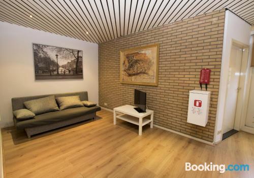Apartamento de 45m2 en Amsterdam con wifi