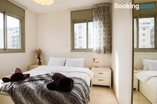 Apartamento apto para familias en Tel Aviv