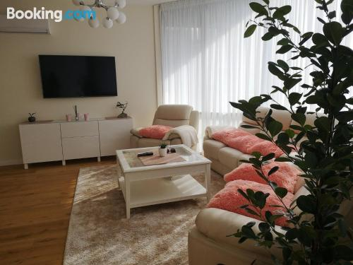 Place in Palanga with air-con.