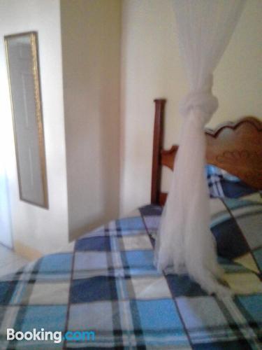 Two bedrooms apartment in Ocho Rios.
