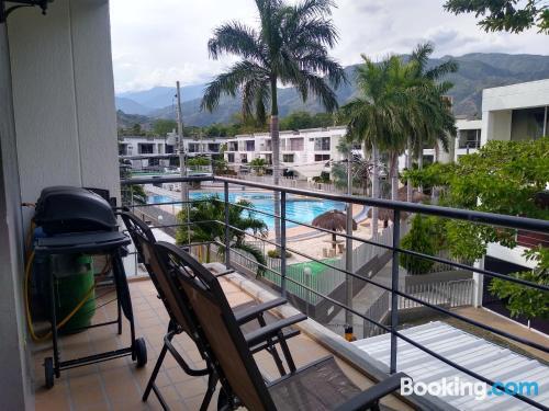Apartamento con piscina en Santa Fe de Antioquia