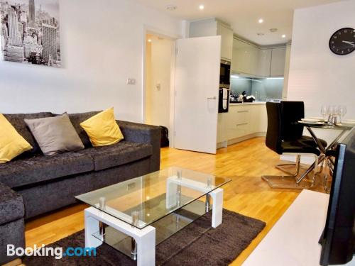 Apartment for six or more. London at your hands!