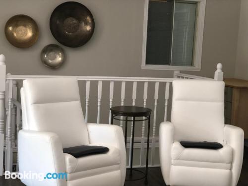 Apartment in Baie-Saint-Paul with terrace!.