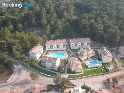 Perfect, three bedrooms in great location of Oludeniz