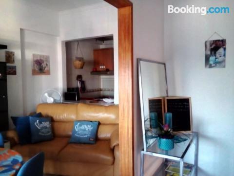 Apartamento con wifi en Costa da Caparica