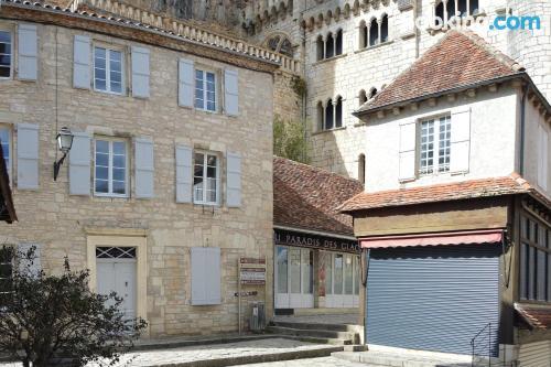 Enjoy in Rocamadour. Incredible location