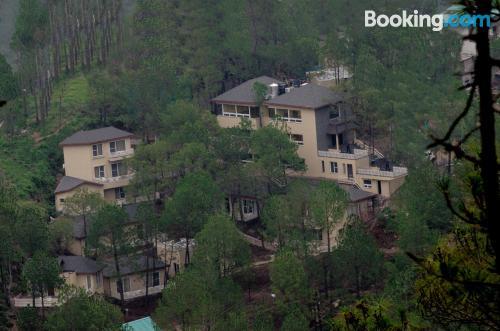 Apartamento para dos personas con terraza y wifi