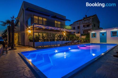 Apartamento en miniatura en buena ubicación de Zadar