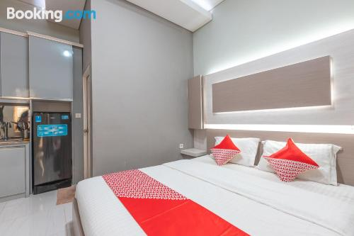One bedroom apartment apartment in Bogor for two people.