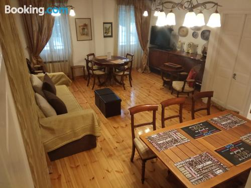 Apartamento de 85m2 en Corfu con wifi