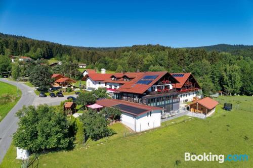 Apartamento apto para niños en Achslach