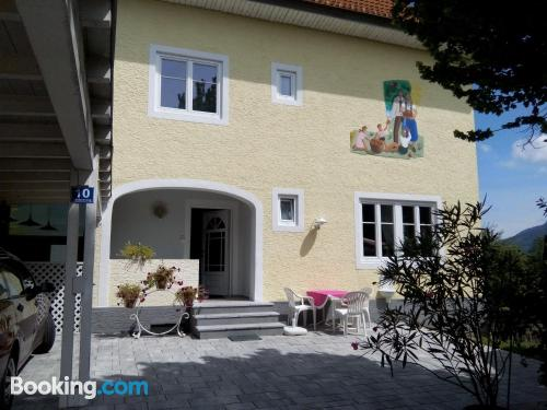 Apartment in Bodensdorf with terrace!.