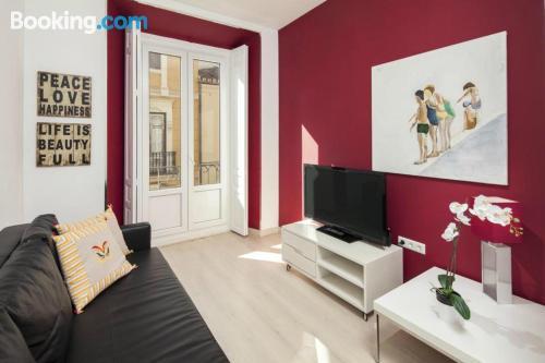 Apartamento con conexión a internet en Málaga